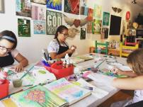 Teen/Tween Art Journaling Club