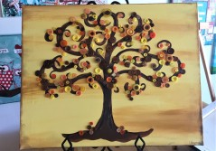 fall button tree1