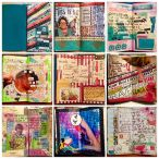 art journaling examples