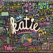Name Word Collage