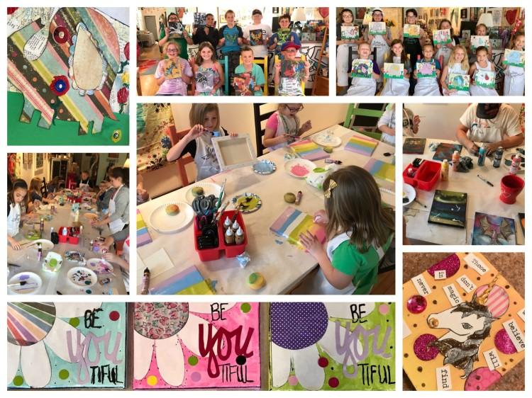 1 kids blog post