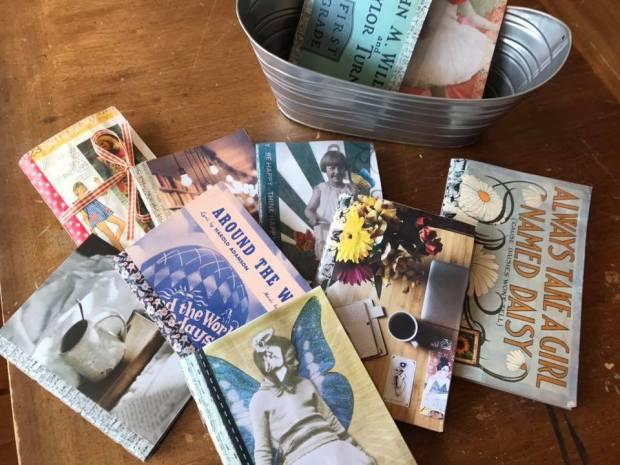 Handsewn journals