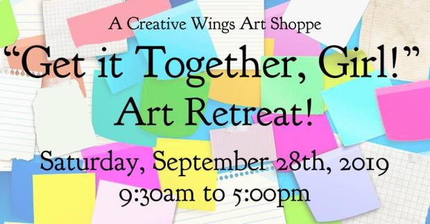 Get it Together Retreat Logo