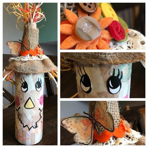 Scarecrow Bottle