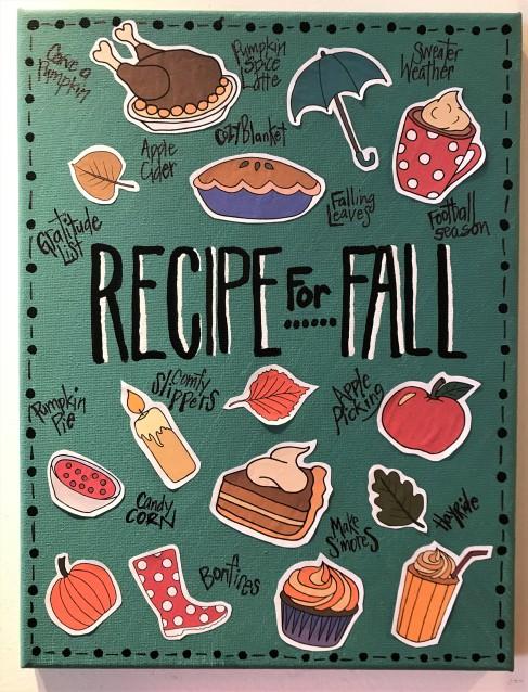 recipe for fall