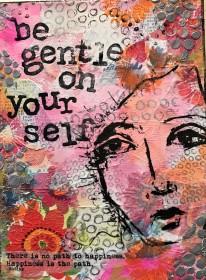 Be gentle journals